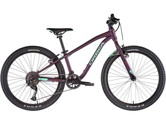 """Orbea MX Team 24"""" Kids, purple/mint"""